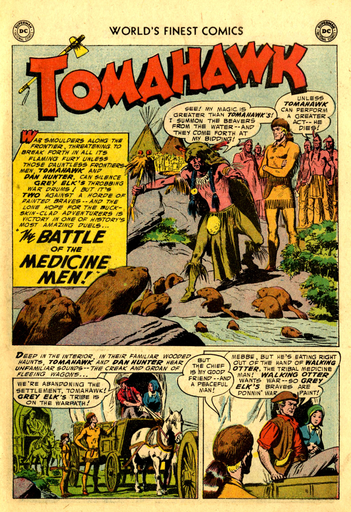 Read online World's Finest Comics comic -  Issue #75 - 27