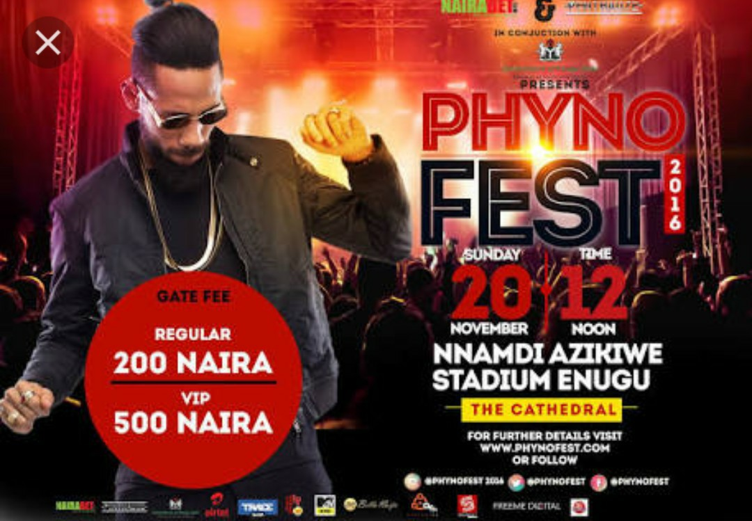 PHYNO FEST SCANDAL…GIRLS ARE NOT SAFE ANYWHERE! – That Thick Girl