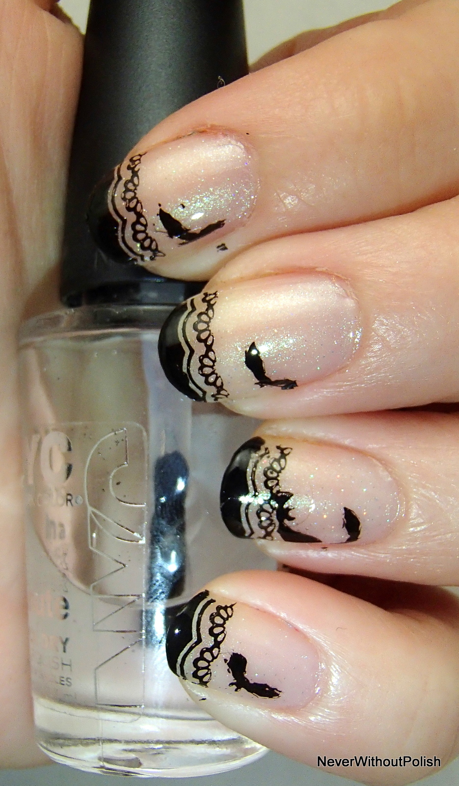 "Never Without Polish: ""This is Halloween"" Nail Art ..."