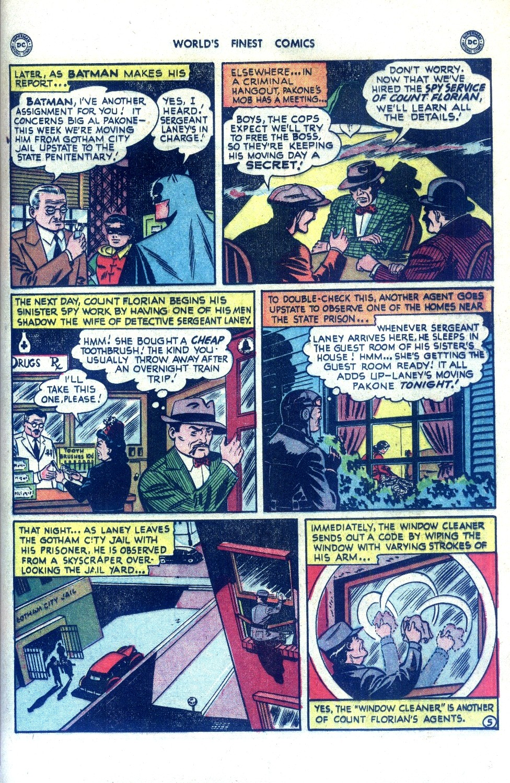 Read online World's Finest Comics comic -  Issue #43 - 65