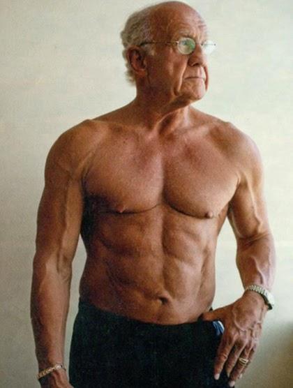 Ganar Musculo Magro: Como Ganar Musculo a los 50 años