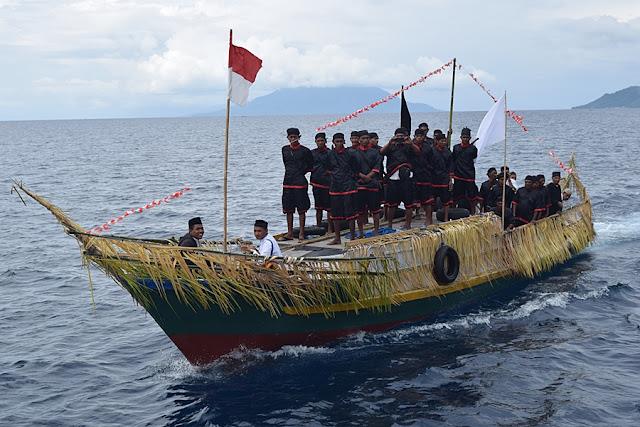 Festival Tidore di Maluku Utara