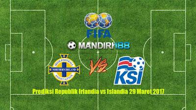 AGEN BOLA - Prediksi Republik Irlandia vs Islandia 29 Maret 2017