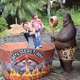 Tempat Wisata Anak dan Keluarga di Batu Terbaru