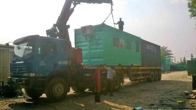 Cho Thuê Container Văn Phòng, Kho Tại Long Thành, Đồng Nai