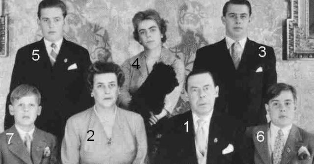 familles princières allemandes