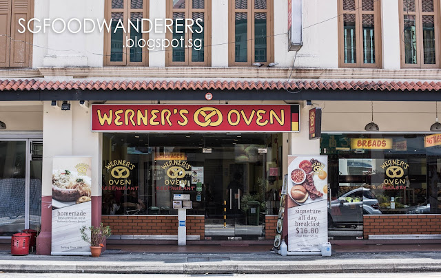 Authentic German Delights at Joo Chiat: Werner's Oven