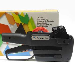 maquina etiquetadora de etiquetas adhesivas