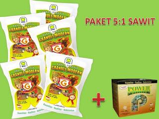 cara meningkatkan produksi buah sawit