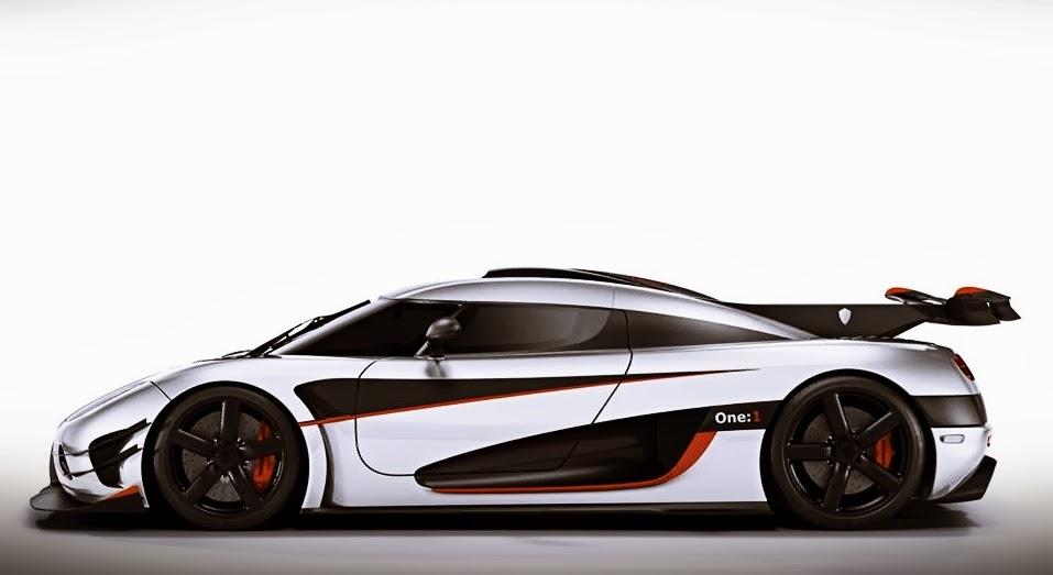 Koenigsegg One 1 >> Koenigsegg One 1 Akan Menjadi Mobil Tercepat Di Dunia