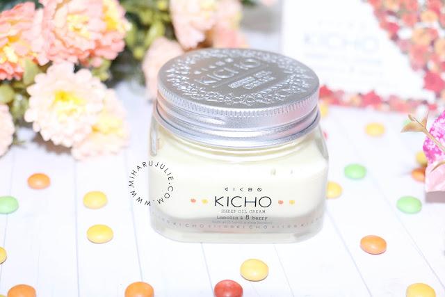 kicho moisturizer