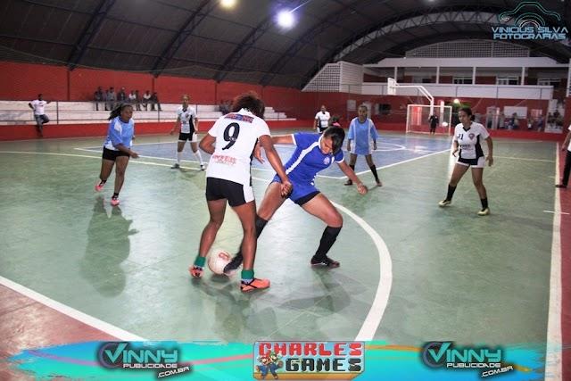 Charles Games realiza evento esportivo e arrecadação de alimentos, em Ibicoara
