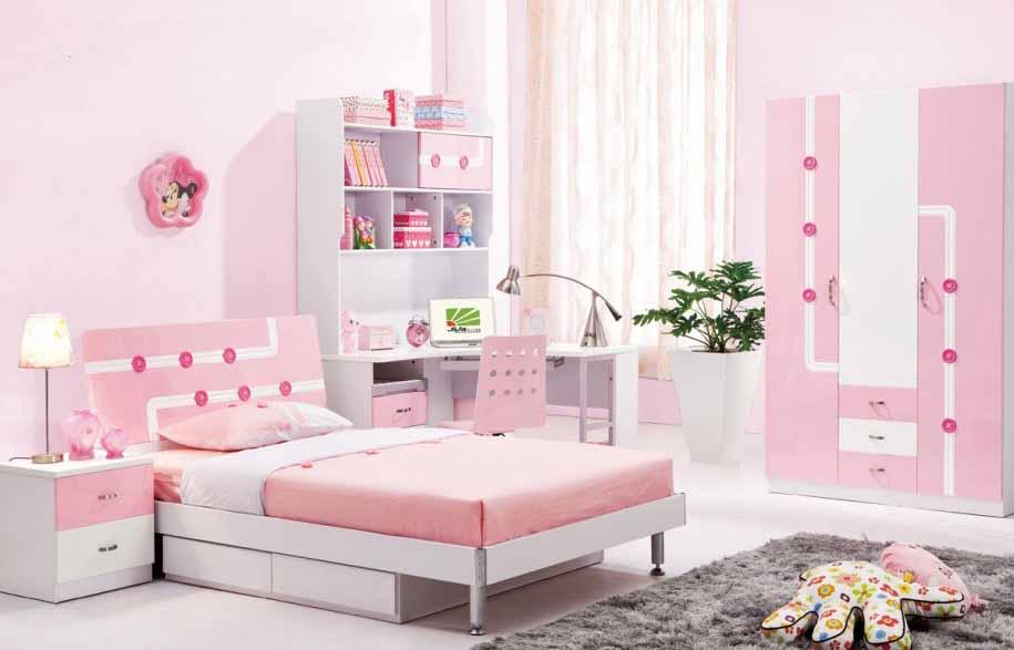 Desain R Tidur Anak Perempuan Minimalis