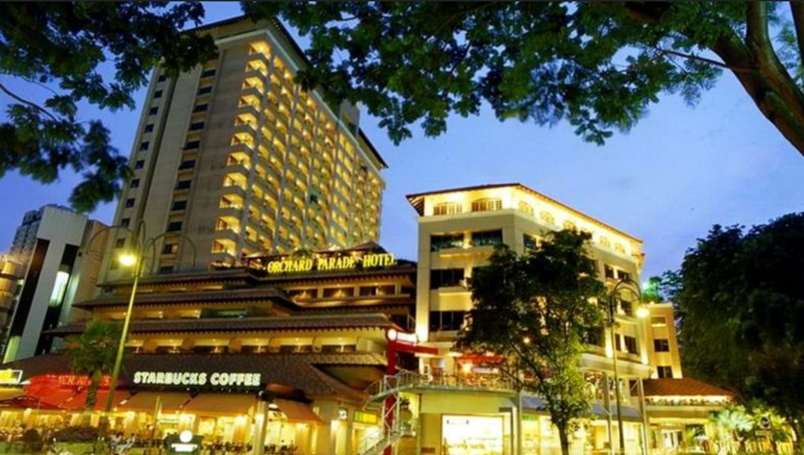 Hotel-hotel yang dekat MRT Stations di Singapura | Jalan