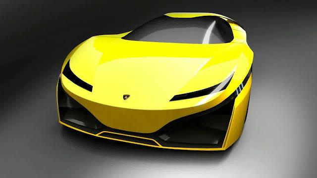 mobil buatan Lamborghini ini mempunyai banyak sekali varian dengan desain  LAMBORGHINI MADURA, TERINSPIRASI OLEH KARAPAN SAPI MADURA