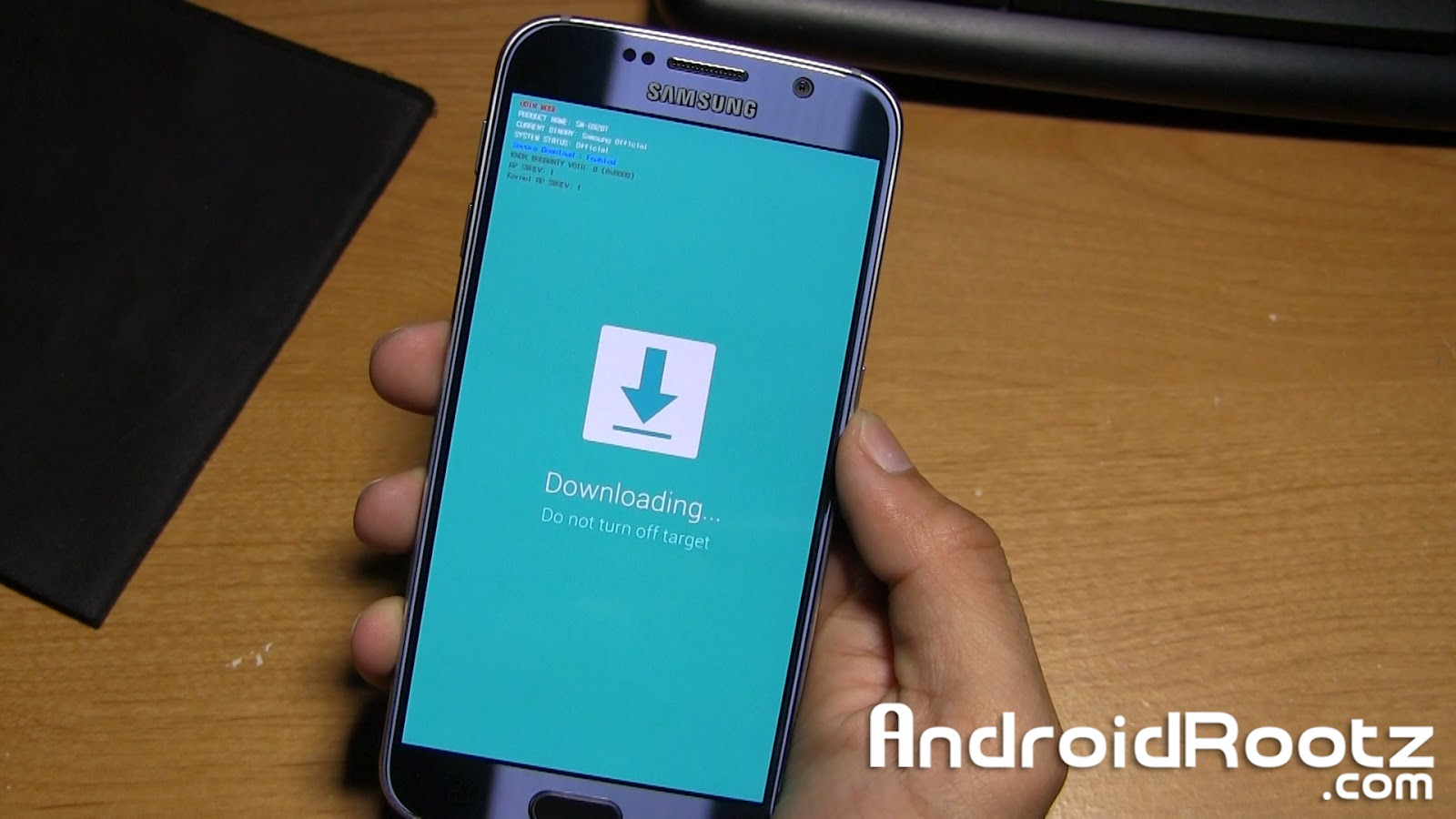 How to Root Galaxy S6 and Galaxy S6 Edge! [TWRP Recovery + Root