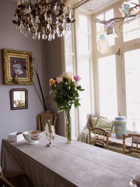El Jardin De Los Muffins Blog De Decoracion Vintage Y Tendencias - Decoracion-romantica-vintage
