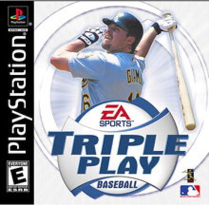 Triple Play Baseball  - PS1 - ISOs Download