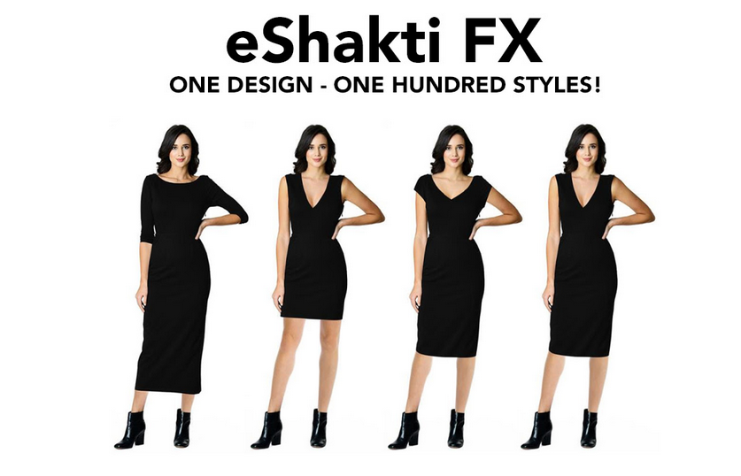 bblogger, bbloggers, bbloggerca, canadian beauty blogger, plus size, psblogger, plus blogger, eshakti, eshakti fx, customize, personalize, pockets, sleeves, length, sizing, quality, style, dress, new, shopping, inclusive sizing