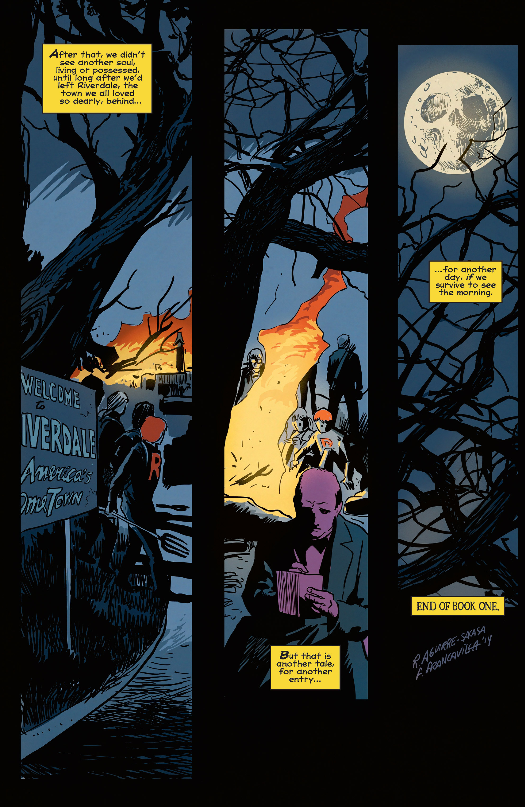 Read online Afterlife with Archie comic -  Issue #5 - 25