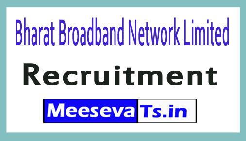 Bharat Broadband Network Limited BBNL Recruitment