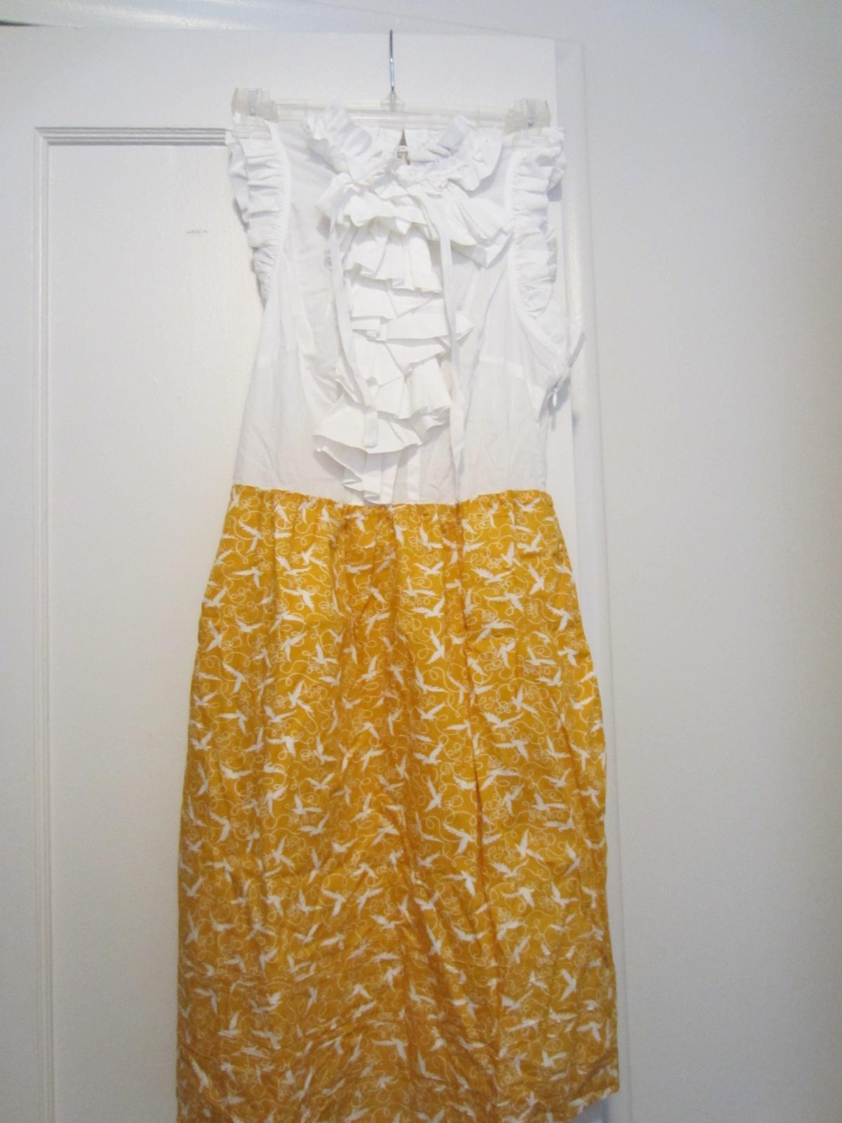 66114d2ca82f Anthro Galore Closet Sale: NWOT Anthropologie Sunny Soiree dress ...