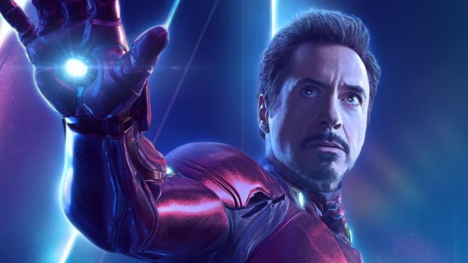 Vingadores 4 nova armadura do Homem de Ferro