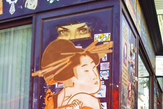 Sunday Street Art : Tian - rue Dénoyez - Paris 20