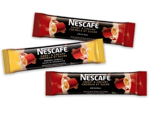 Nescafe Free Sweet & Creamy Sample Pack