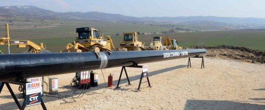 Macedonia: Construction of Negotino-Bitola gas pipeline according to plans
