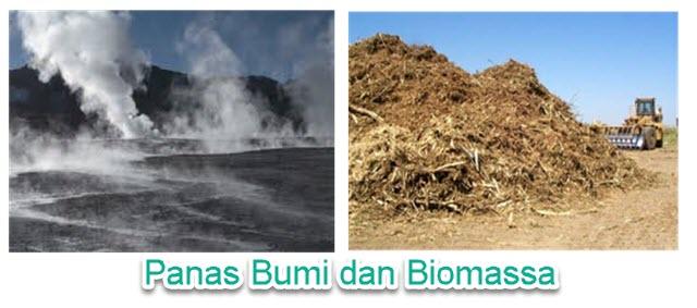 Panas Bumi dan Biomassa