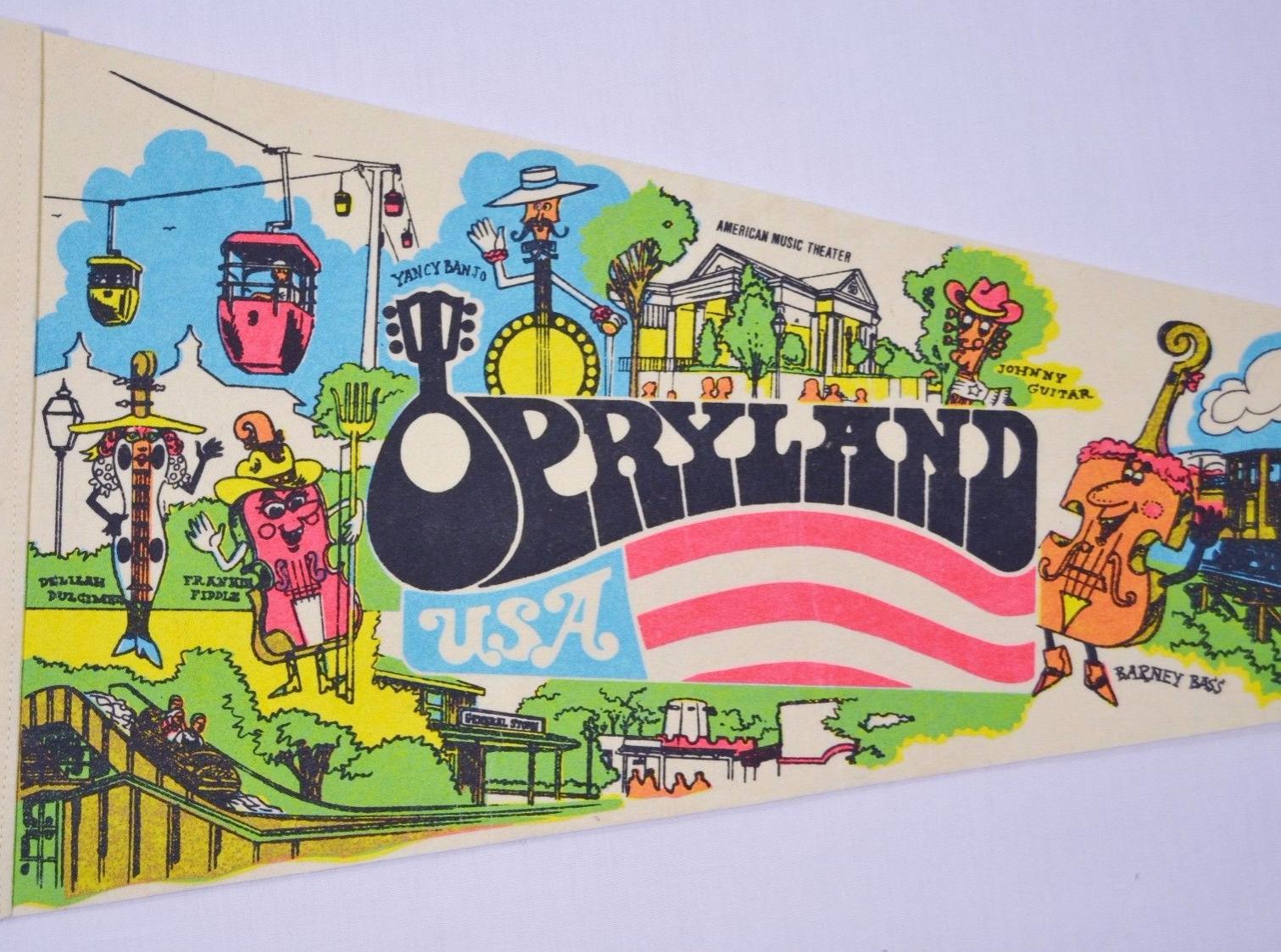 Opryland Usa Map.Dan Alexander Dizmentia Opryland S Instruments Of Mass Destruction