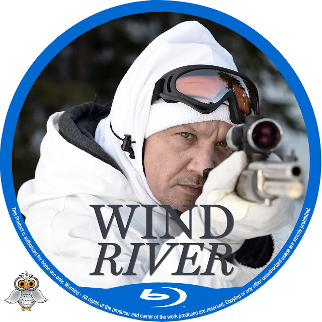 Wind River Bluray Label