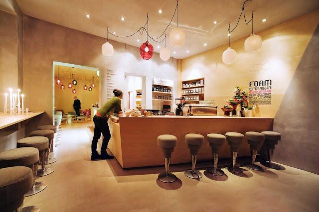 Konsep Desain Ruangan Cafe Minimalis Sederhana Mewah