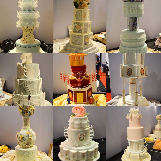 Decorative Cakes at WOFEX 2017