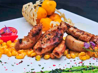 Cocina Ecuatoriana - Tripa Mishqui