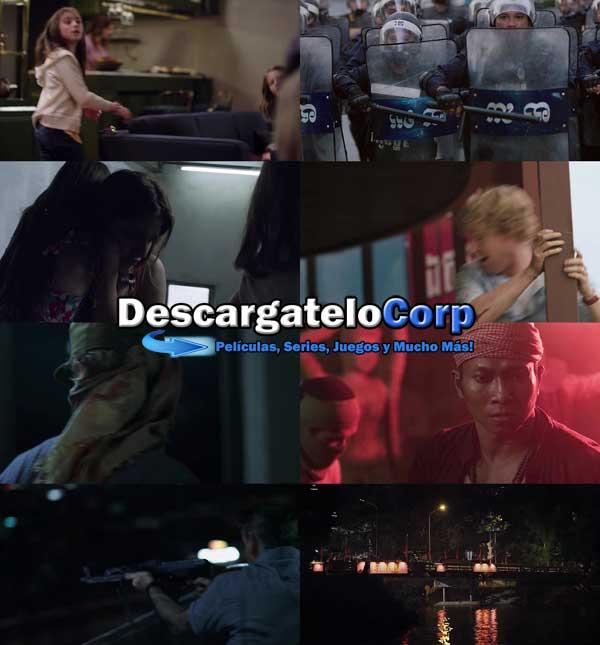 Golpe de Estado DVDRip Latino