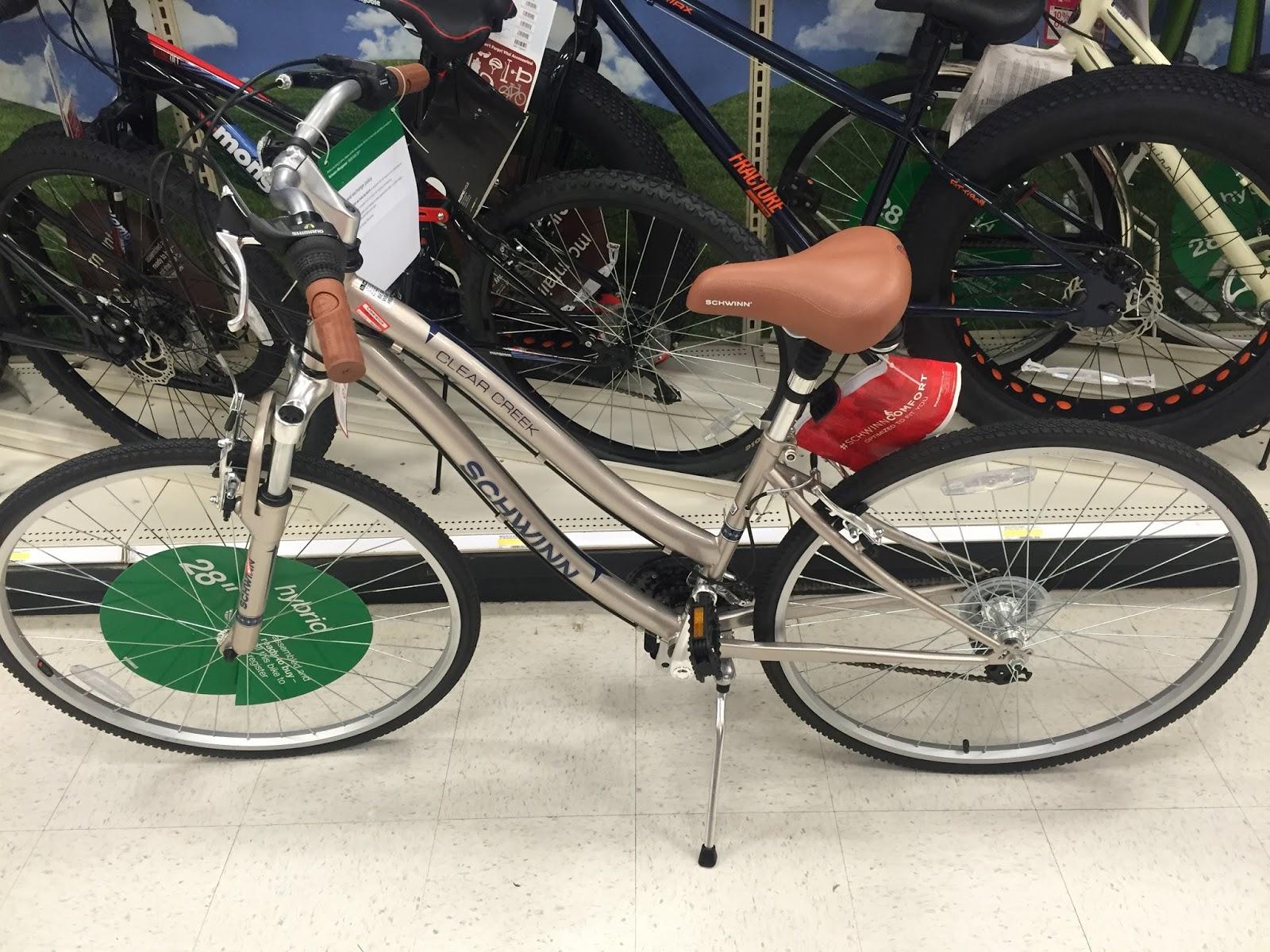 Bike 1 Schwinn Clear Creek Hybrid