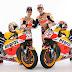 Galeri Detail Repsol Honda MotoGP Team 2016