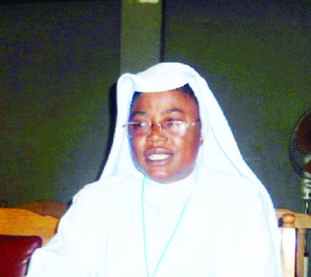 Rev. Sis. Therese Nwodo