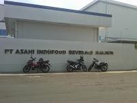 Iklan Lowongan Kerja Sukabumi Staff QC PT. Asahi Indofood Beverage Makmur (AIBM)