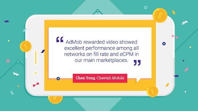 inside admob: winning with rewarded video: two app success stories - post37 googleplus - Inside AdMob: Winning with rewarded Video: Two app success stories