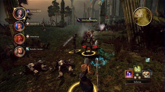 Dragon Age: Origins Screenshot-4