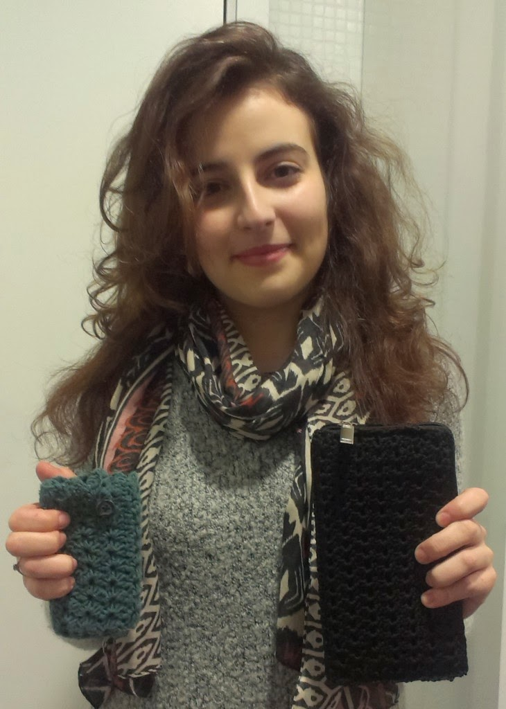 free crochet clutch bag patterns