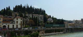 Castillo de San Pietro, Teatro Romano, etc.