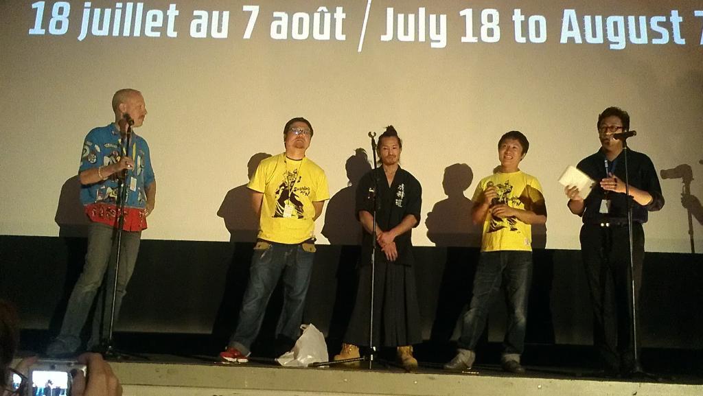 Bushido Man cast & crew