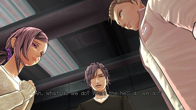 Zero Escape: Zero Time Dilemma PC Full