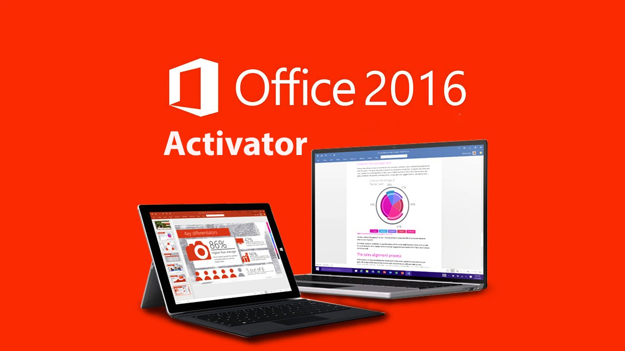activate office 2016 free