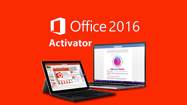 Activate your office 2016 With one click