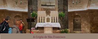 A Cripta de São Francisco de Assis  - ao vivo